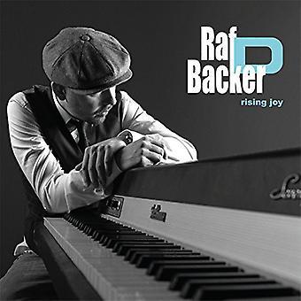Raf D Backer - Rising Joy [CD] USA import