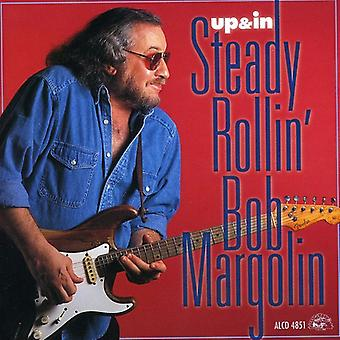 Bob Margolin - Up & i [CD] USA import