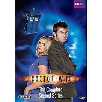 Doctor Who - Doctor Who: Serie 2 [DVD] USA import