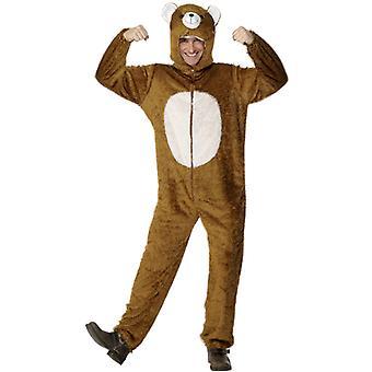 Bear costum Bear costum Zoo Carnavalul de animale costum