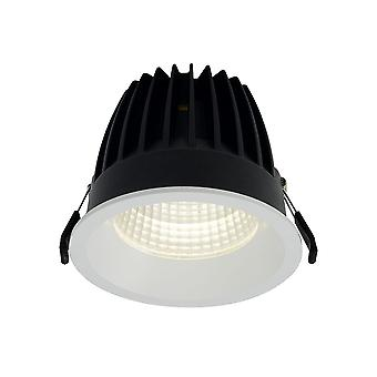 Ansell eenheid 150 LED Downlight 33W, 4K, digitale dimmen + Emergency