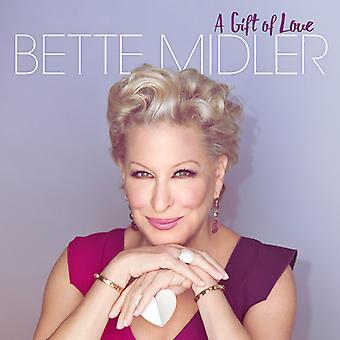 Bette Midler - importation USA A Gift of Love [CD]