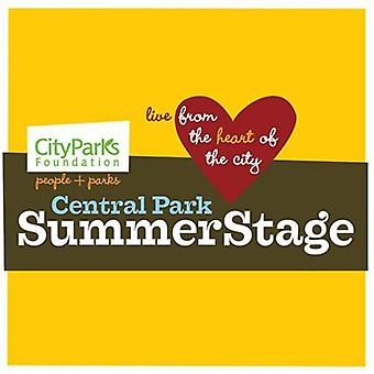 Central Park Summerstage - Live From the Heart of the City [CD] USA import