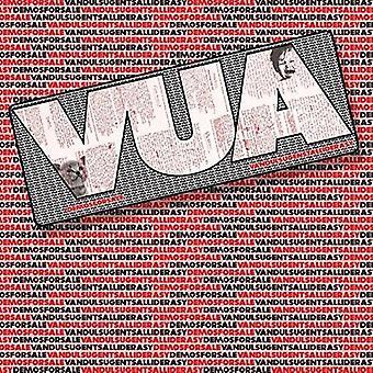 Chuck Mosley & Vua - Demos for Sale [CD] USA import