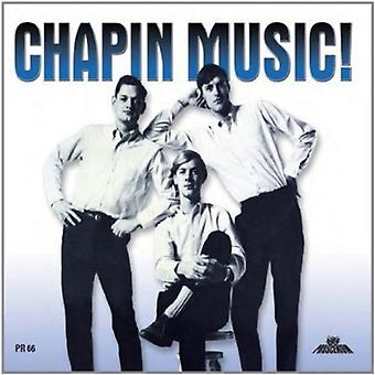 Chapin/Steve/Tom - Chapin Music (First Recordings-1966) [CD] USA import