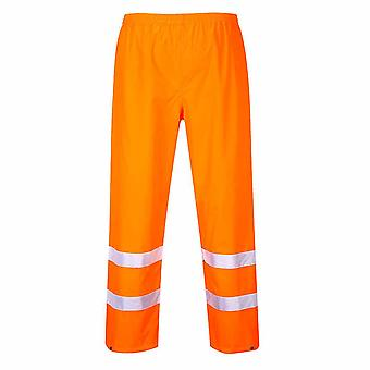 sUw - Hi-Vis Safety Workwear Traffic Trousers