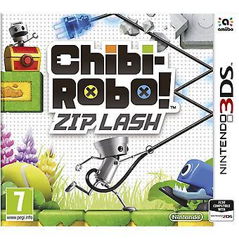 ちびロボ Zip ラッシュ ニンテンドー 3 ds ゲーム