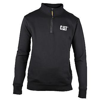 Caterpillar Mens C1910004 Canyon trimestre Zip Sweatshirt