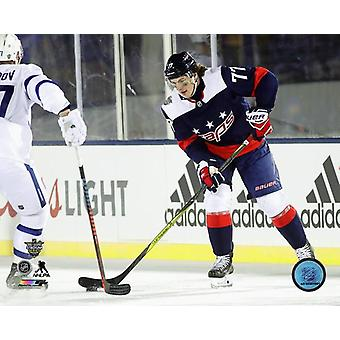 TJ Oshie 2018 NHL Stadium sarja Photo tulosta