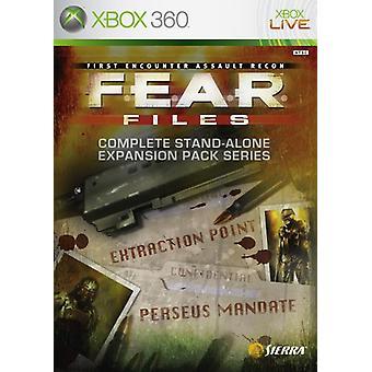 F.E.A.R. Files (Xbox 360) - New