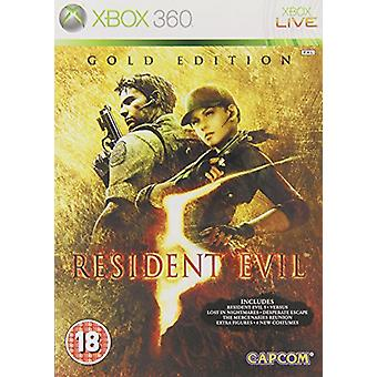 Resident Evil - Gold Edition (Xbox 360) - New