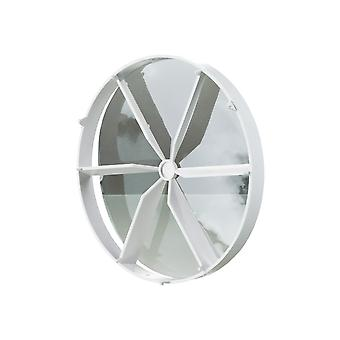 Stop valve Vents KO for LD, Modern and Silenta fans