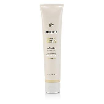 Philip B Everyday Beautiful Conditioner (cuidado del color intenso - todos los tipos de cabello) - 178ml/6oz
