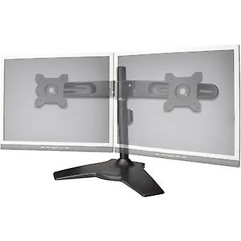 Digitus DA-90322 2x Monitor base 38,1 cm (15) - 61,0 cm (24) Tiltable, Swivelling