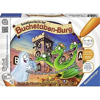 Ravensburger tiptoi ® treasure hunt in the letter castle
