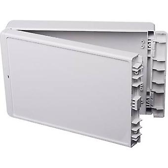 Bopla Bocube B 261706 PC-V0-7035 الجدار جبل الضميمة، تركيب قوس 170 × 271 × 60 بولي كربونات (PC) رمادي أبيض (RAL 7035) 1 جهاز كمبيوتر (ق)
