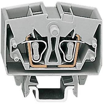WAGO 264-721 Kontinuität 10 mm Pull spring Konfiguration: L Grau 1 PC