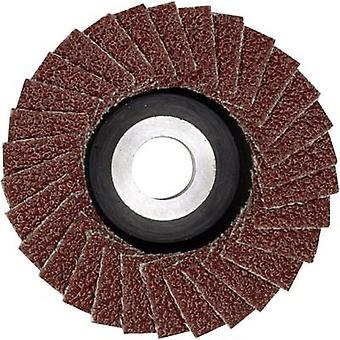 Proxxon Micromot 28 590 Corundum Flap-Wheel Grinder for LWS