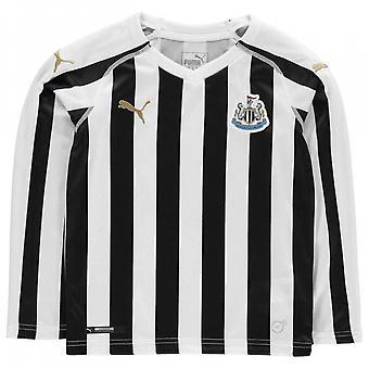 2018-2019 Newcastle Home Long Sleeve Shirt (Kids)