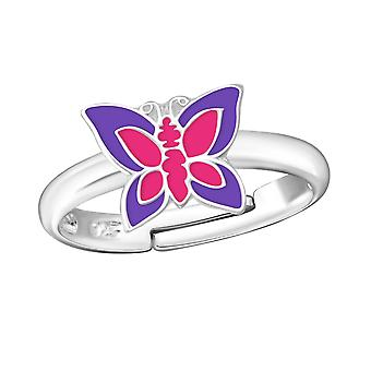 Butterfly - 925 Sterling Silver Rings - W26823x