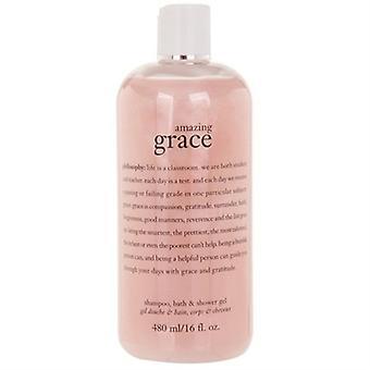 Philosophy Amazing Grace Shower Gel 16 oz / 480ml
