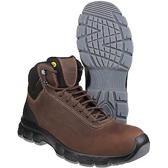 Puma Footwear Mens Condor Mid Lace up Steel Toe S3 Waterproof Safety Boots