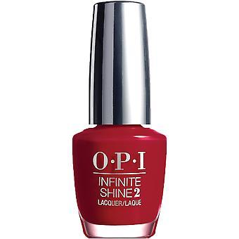 OPI infinito brilhar implacável rubi 15ml (ISL10)