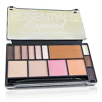Bys Essentials Exposed Palette (face Eye & Brow 1x Applicator) - 24g/0.8oz