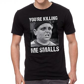 The Sandlot You're Killing Me Smalls Graphic Men's Black T-shirt