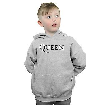 Queen Boys Mono Logo Hoodie