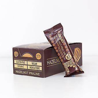 Rhythm 108 Vegan Hazelnut Praline Swiss Chocolate Bars