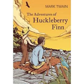 The Adventures of Huckleberry Finn av Mark Twain - 9780099572978 bok