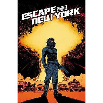 Escape from New York - Volume 4 by Christopher Sebela - Maxim Simic -