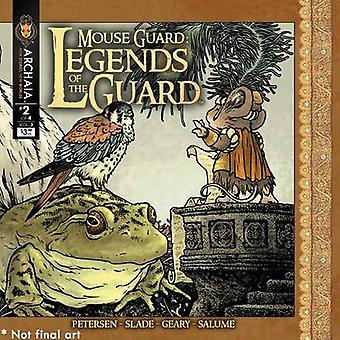Mouse Guard - Legends of the Guard Volume 2 by David Petersen - David