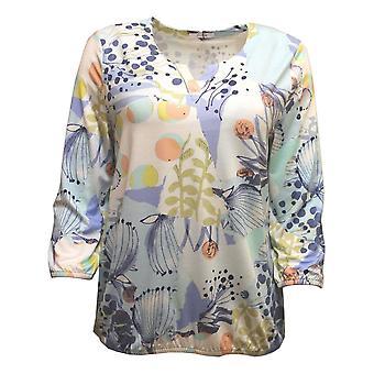 LUCIA T Shirt 42 416355 Blue