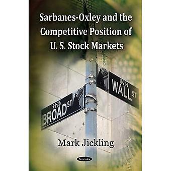 Sarbanes-Oxley und die Wettbewerbsposition der US-Börsen