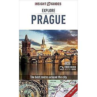 Insight Guides utforska Prag - insikt utforska guider