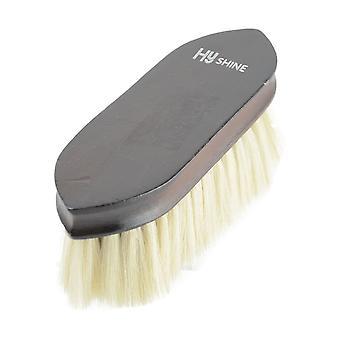 HySHINE Deluxe Ziege aus Holz Dandy Haarbürste