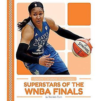 Superestrellas de las finales de la WNBA (Sports Superstars de mayor)