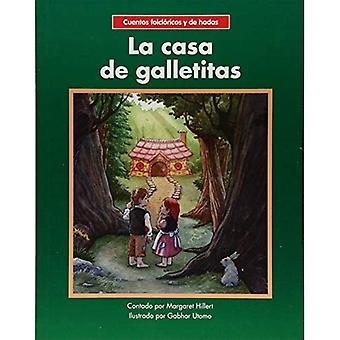 La Casa de Galletitas (begin te lezen, Spaans Fairy Tales & Folklore)