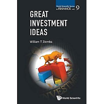 Great Investment Ideas (World Scientific Series in� Finance)