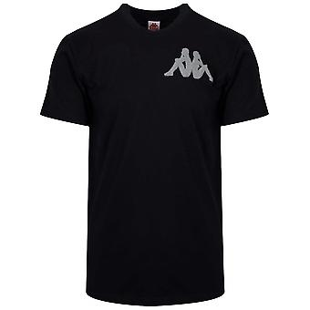 Kappa zwart authentiek BATiR T-shirt