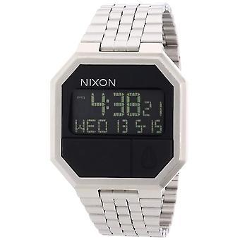Nixon Unisex Quarz Edelstahl Digital _ A158000-00