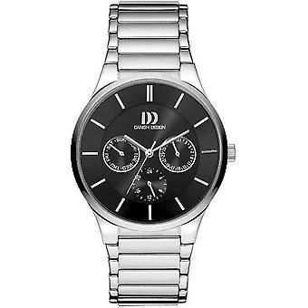 הגברים של העיצוב הדני של Watch IQ63Q1110-3314485