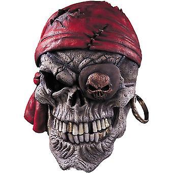 Skull Pirate Mask For Halloween