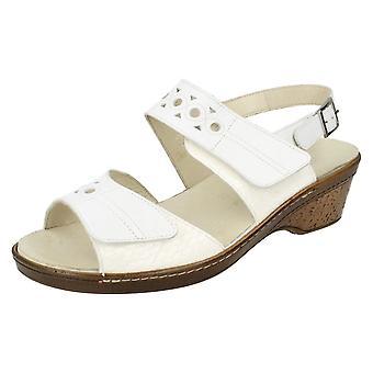 Dames strandloper sandalen Ursula