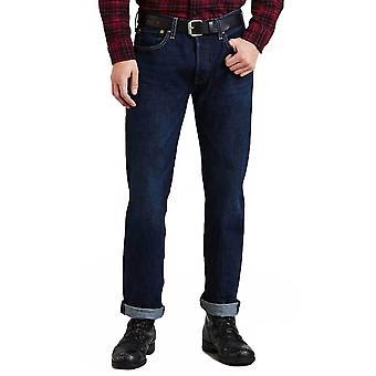 bomull bukser for herrer | slank bomull bukser biker lommebok en knapp menns fit