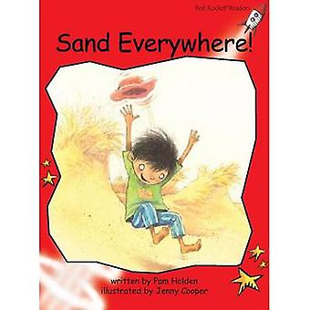 Sand Everywhere! by Pam Holden - Jenny Cooper - 9781776540068 Book