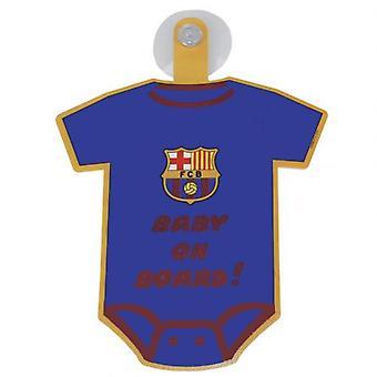 Barcelone bébé à bord signe