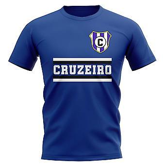 Camiseta Cruzeiro Core Football Club (Royal)